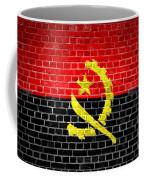 Brick Wall Angola Coffee Mug