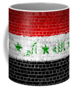 Brick Wall Iraq Coffee Mug