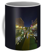 Bricktown Canal Water Taxi Coffee Mug