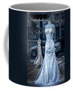 Bridal Dress Window Display In Ottawa Ontario Coffee Mug