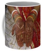 Brides Hands India Coffee Mug