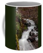 Lower Wahkeena Falls Coffee Mug
