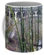 Bridge Arch Through The Trees Coffee Mug