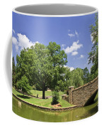 Bridge At A Park In The Summer Coffee Mug