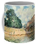 Bridge At Hampton Court Coffee Mug
