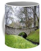 Bridge At Huntly Castle - 1 Coffee Mug