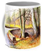 Bridge At Littlemill Glenmuick Scotland Coffee Mug