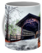 Bridge At Stone Mountain Coffee Mug