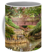 Bridge At Shelton Vineyards Coffee Mug