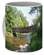 Bridge At Waubonsie Creek Coffee Mug