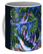 Bridge At Wiesen Coffee Mug