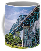Bridge From The Park Coffee Mug