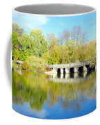 Bridge In A Park Coffee Mug