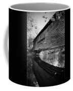 Bridge In Black And White Coffee Mug