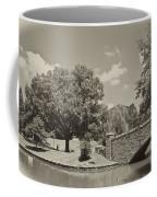 Bridge In Sepia Tones Coffee Mug