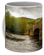 Bridge Near Cymer Abbey Coffee Mug
