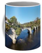 Bridge Of Flowers Coffee Mug