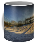 Bridge Of Spy's Sunset. Coffee Mug