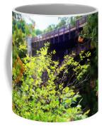 Bridge Over Ausable Chasm Coffee Mug