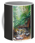 Bridge Over Badger Creek Coffee Mug