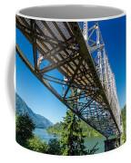 Bridge Over Columbia River Coffee Mug