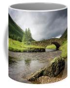 Bridge Over River, Scotland Coffee Mug