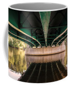 Bridge Over The Connecticut River Coffee Mug