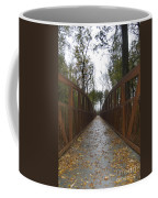 Bridge Over The Crik Coffee Mug