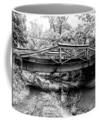 Bridge Over The Delaware Canal At Washington's Crossing Coffee Mug