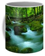 Bridge Over The Tananamawas Coffee Mug