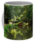 Bridge Over The Wey Navigation In Surrey Coffee Mug
