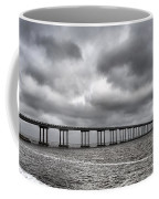 Bridge Over Water Coffee Mug