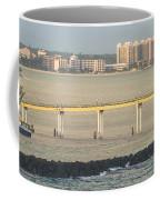Bridge To Crystal Cay Coffee Mug