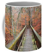 Bridge To Fall Coffee Mug