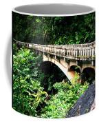 Bridge To Hana Maui Coffee Mug