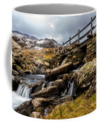 Bridge To Idwal Coffee Mug