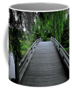 Bridge To Japanese Serenity Coffee Mug