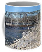 Bridge To Winter Coffee Mug