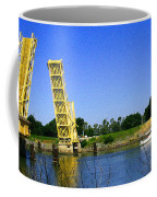 Bridge Up 4 Safe Passage Coffee Mug