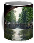 Bridges In Amsterdam Coffee Mug