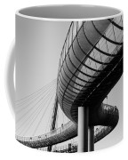 Bridges In The Sky Coffee Mug