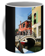 Bridges Of Venice Coffee Mug