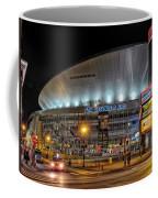 Bridgestone Arena - Nashville Coffee Mug