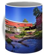 Bridgeton Covered Bridge 4 Coffee Mug