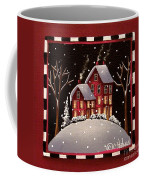 Bridgeton Lane Coffee Mug by Catherine Holman