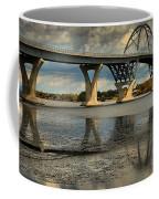 Bridging Vermont And New York Coffee Mug