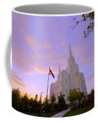 Brigham City Temple I Coffee Mug