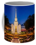 Brigham City Temple Twilight 1 Coffee Mug