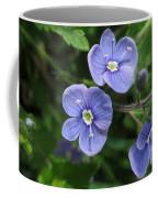 Bright And Blue Coffee Mug