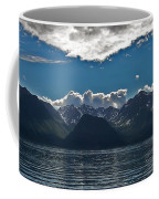 Bright And Cloudy Coffee Mug
